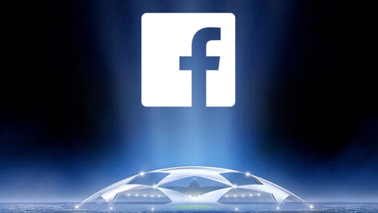 """Άναψε """"κόκκινο"""" το Facebook στο Champions League"""